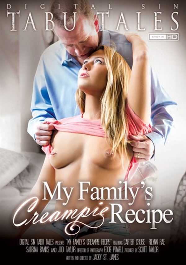 My Family's Creampie Recipe 2014  Sabrina Banks Evan Stone, Family Roleplay, Big Dick