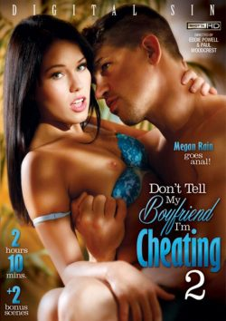 Digital Sin Don't Tell My Boyfriend I'm Cheating #2 2015  Paris Lincoln Bruce Venture, Curvy, Movies With Trailers
