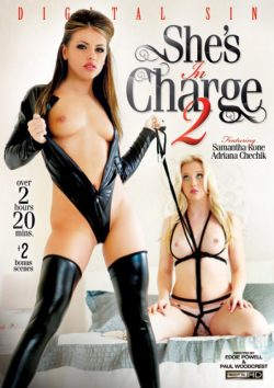She's In Charge #2 2015  January Seraph Adriana Chechik, Restraints, BDSM