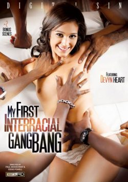 My First Interracial Gangbang 2015  Edyn Blair, Petite, Interracial