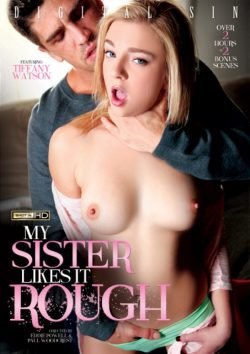Digital Sin My Sister Likes It Rough 2016  Anthony Rosano Jordan Ash, Natural Breasts, Movies With Trailers