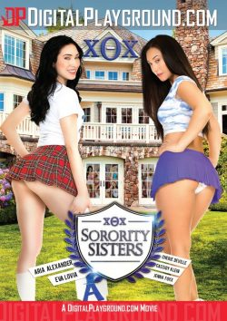 Digital Playground Sorority Sisters (Digital Playground) 2016  Cherie Deville Johnny Castle, 18+ Teen, Character & Uniform