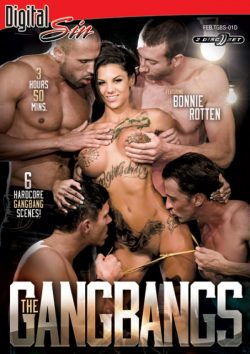 Digital Sin The Gangbangs (Digital Sin) 2016  Bonnie Rotten Zoey Monroe, 18-19, Brunette