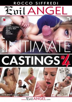 Rocco's Intimate Castings #4 2016  Christen Courtney Subil Arch, Adult Movies, Ethnic Porn