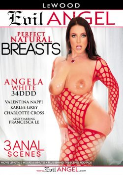 Evil Angel LeWood's Perfect Natural Breasts 2017  Charlotte Cross Mark Wood, Anal Porn, MILF