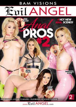 Anal Pros #2 (Evil Angel) 2017  Lily Labeau Mona Wales, Mouth, Small Tits
