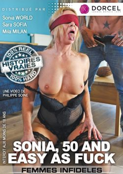 Sonia, 50 and Easy as Fuck Phillippe Sione Mila Milan, Ethnic Porn, Mature