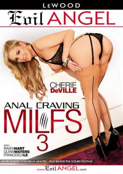 Evil Angel LeWood's Anal Craving MILFs #3 2017  Cherie Deville Mark Wood, Anal Sex, Mature