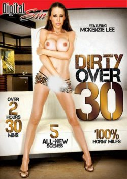 Digital Sin Dirty Over 30 (Digital Sin) Chris Johnson Claudia Valentine, Mature, Adult Movies