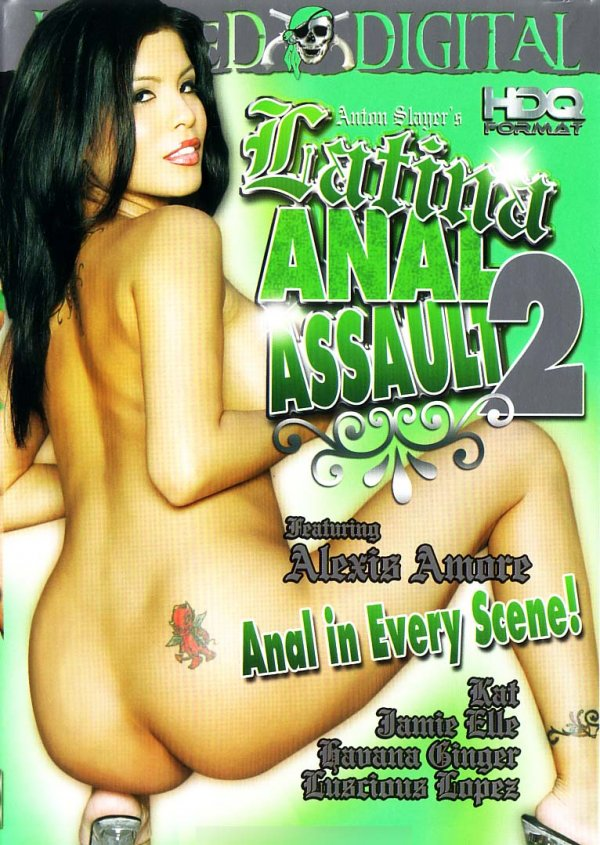 Loaded Digital Latina Anal Assault #2 Anthony Hardwood Lee Stone, Anal Porn, Anal Sex