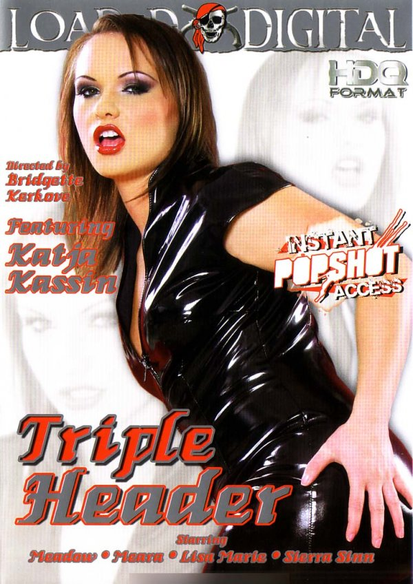 Loaded Digital Triple Header (Loaded Digital) Chris Mountain Sierra Sinn, Brunette, European