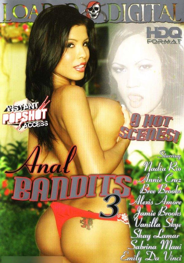 Loaded Digital Anal Bandits #3 Mark Davis Mr. Pete, Anal Sex, Anal Porn