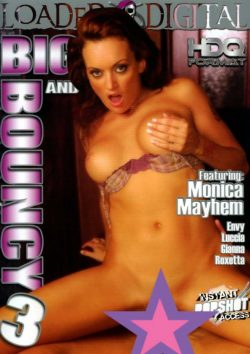 Loaded Digital Big and Bouncy #3 Anthony Hardwood Gianna Michaels, Side Saddle, Piledriver