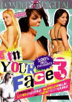 Loaded Digital In Your Face #3 (Loaded Digital) Mckenzee Miles Regan Anthony, Blonde, POV