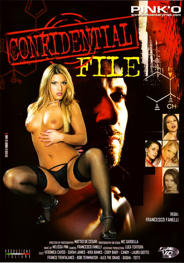Confidential File Veronica Carso Bob Terminator, Brunette, Mouth