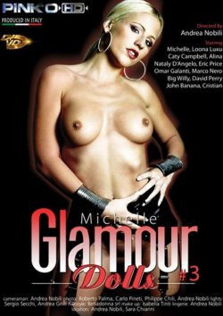 Pink O Glamour Dolls #3 Big Willy Eric Price, Fishhooking, Double Penetration