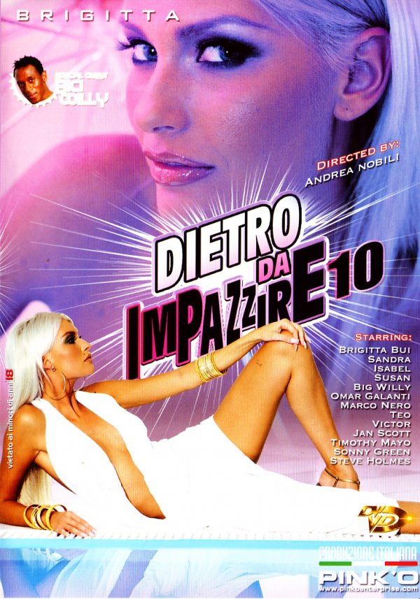 Dietro Da Impazzire #10, Ass to Mouth, Italian