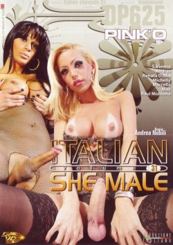 Pink O Italian She Male #31, Adult Movies, Blowjob