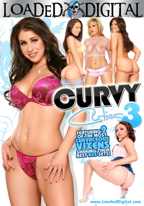 Loaded Digital Curvy Cuties #3 Tia Sweets Whitney Stevens, Anal, Natural Breasts