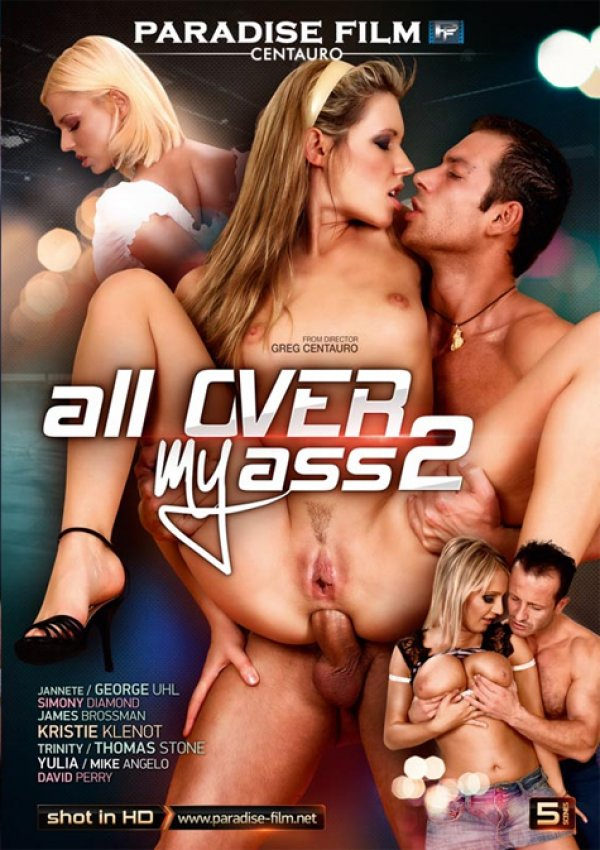All Over My Ass #2 George Uhl Thomas Stone, Anal Porn, Big Tits