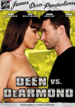 James Deen's Deen vs. DeArmond Dana DeArmond Jenna Justine, Fetish Porn, Big Ass