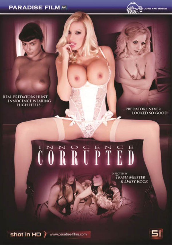 Paradise Video Innocence Corrupted April Paisley Kimmy Cumlots, Girl On Girl Porn, Older Women
