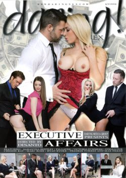 Daring Media Group Executive Affairs Tia Layne Victoria Summers, Garters, Porn for Women