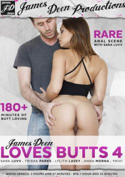 James Deen Loves Butts #4 Trisha Parks Yhivi, Anal Sex, Movies With Trailers