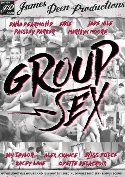 James Deen Productions Group Sex (James Deen Productions) Effie Dana DeArmond, Brunette, Orgies