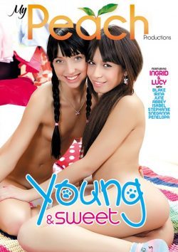 My Peach Productions Young and Sweet (My Peach Productions) 2016 , Strap-On, Natural Breasts