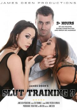 James Deen's Slut Training #3 Phoenix Marie James Deen, Big Dick, Pierced Bellybutton