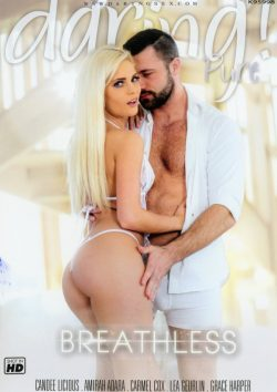 Breathless (Daring Media Group) Grace Harper Lea Guerlin, Couples Porn, Adult Movies