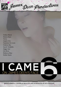 I Came On James Deen's Face #6 Dakota Skye Elaina Raye, Interracial, Heels