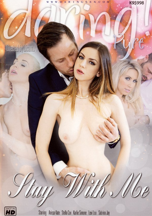 Daring Media Group Stay With Me 2016  Lexi Lou Stella Cox, Muscular, European