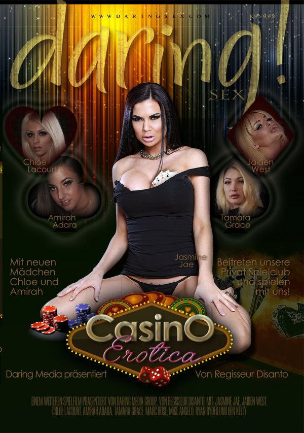 Daring Media Group Casino Erotica Ben Kelly Ryan Ryder, Ethnic Porn, European