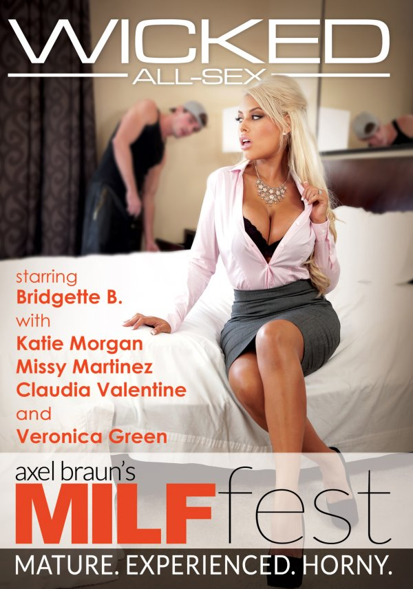 Axel Braun's MILF Fest 2017  Rob Carpenter Katie Morgan, Mature, MILF