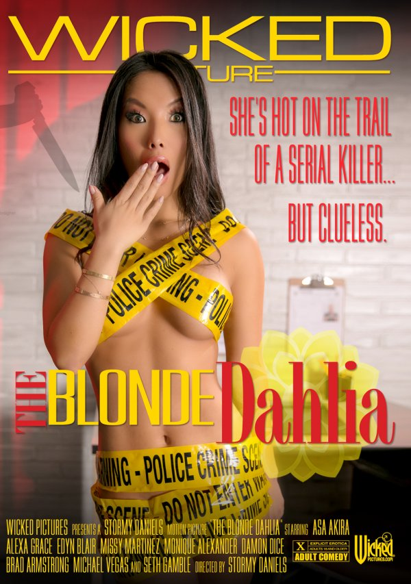 Wicked The Blonde Dahlia 2017  Brad Armstrong Seth Gamble, Adult Movies, Storyline