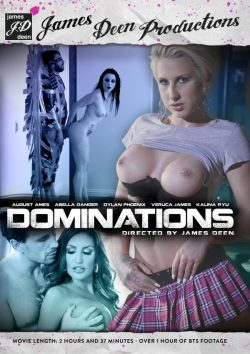 Dominations (James Deen Productions) 2016  James Deen Manuel Ferrara, Uniform, Dominant Woman