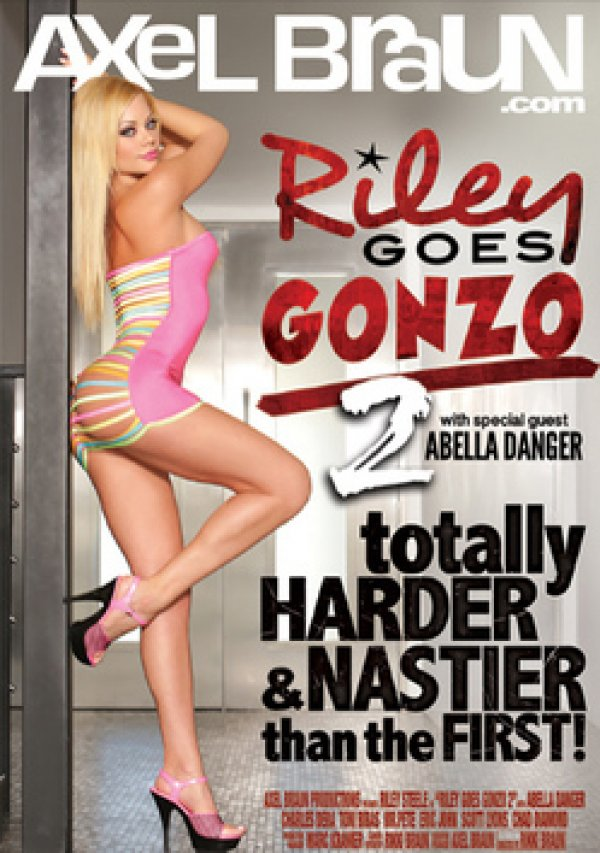 Riley Goes Gonzo #2 2017  Riley Steele Mr. Pete, Various Titles, All Sex