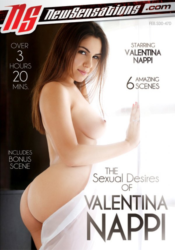 New Sensations The Sexual Desires of Valentina Nappi 2017  Valentina Nappi Sean Michaels, Hair Color, Movies With Trailers