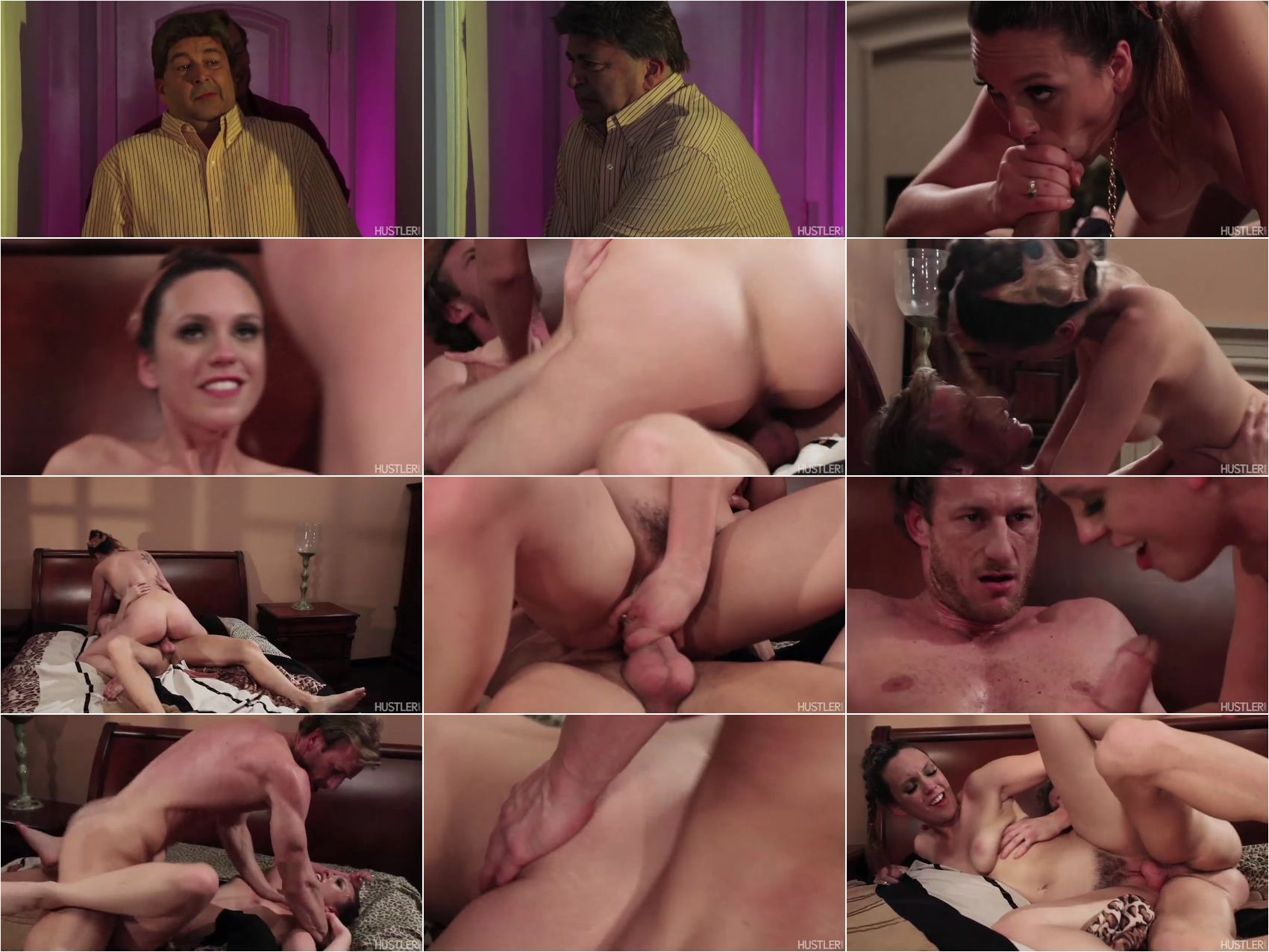 Britney amber in this ain't modern family xxx